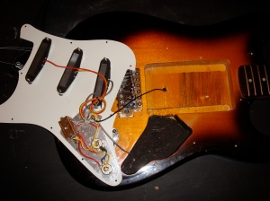 pickguard off